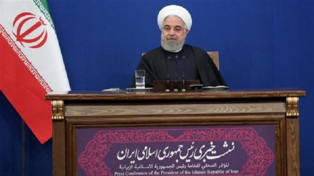 Iran will not negotiate from position of weakness: President Rouhani